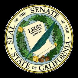 RCTC State of California Senate Official Seal