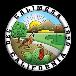 RCTC City of Calimesa Seal