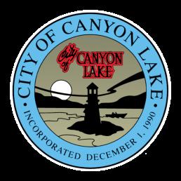 RCTC City of Canyon Lake Seal