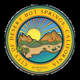 RCTC City of Desert Hot Springs Seal
