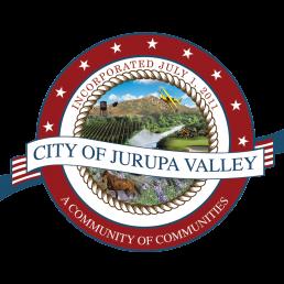 RCTC City of Jurupa Valley Seal