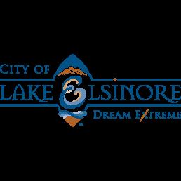 RCTC City of Lake Elsinore Seal