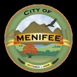 RCTC City of Menifee Seal