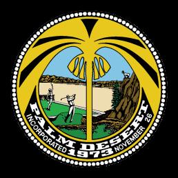 RCTC City of Palm Desert Seal