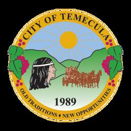 RCTC City of Temecula Seal
