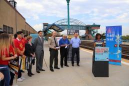 Rail Safety Kick Off