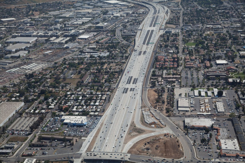 Riverside County Transportation Commission Projects SR-91 Project Content Image