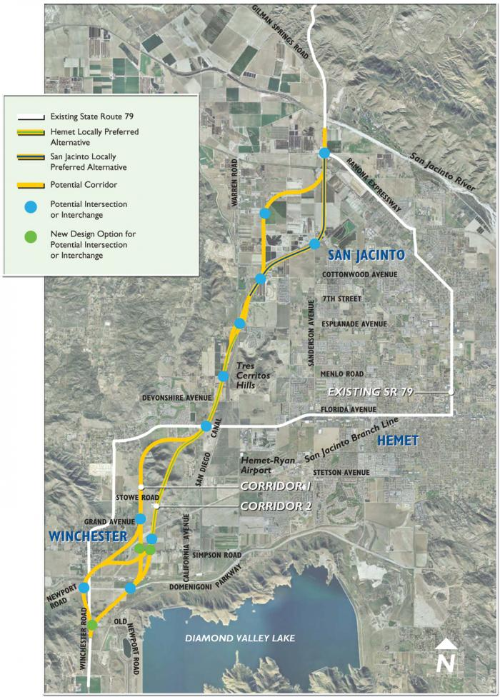 RCTC SR-79 Realignment Project Image