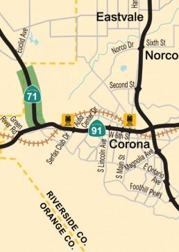 RCTC SR-71 Corridor Improvement Project Image