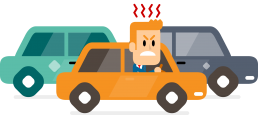 RCTC Reboot Your Commute Angry Driver