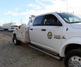 Freeway Service Patrol Added to Help Manage Super Bloom Traffic.