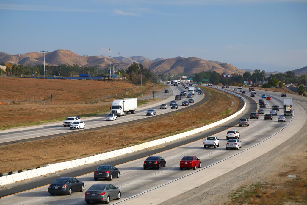 photo of I-15 Congestion Between Cajalco & SR-74