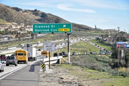 RCTC - I-15 Railroad Canyon Road Interchange Project